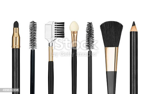 istock Tools for make-up 499630338