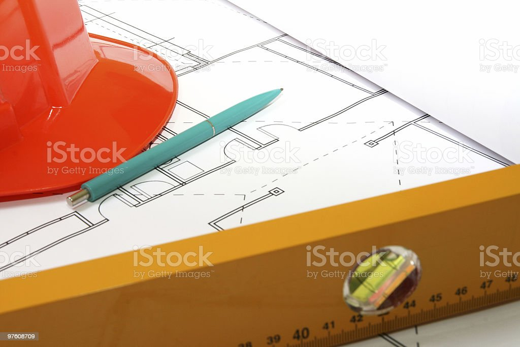 Tools for work royalty-free stock photo