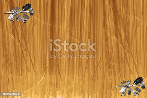 istock Tools in the field 1095188698