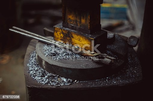 istock tools in the forge 679702038