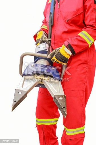 istock Tools of rescue. 523561623