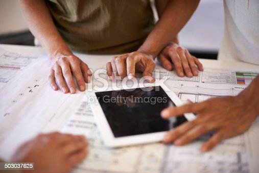 istock Tools of the architectural trade 503037625