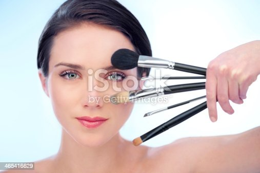 istock Tools of the beauty trade 465416629