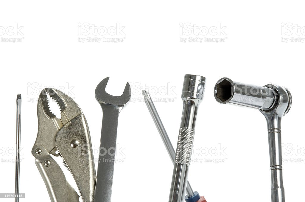Tools of the trade 1 royalty-free stock photo