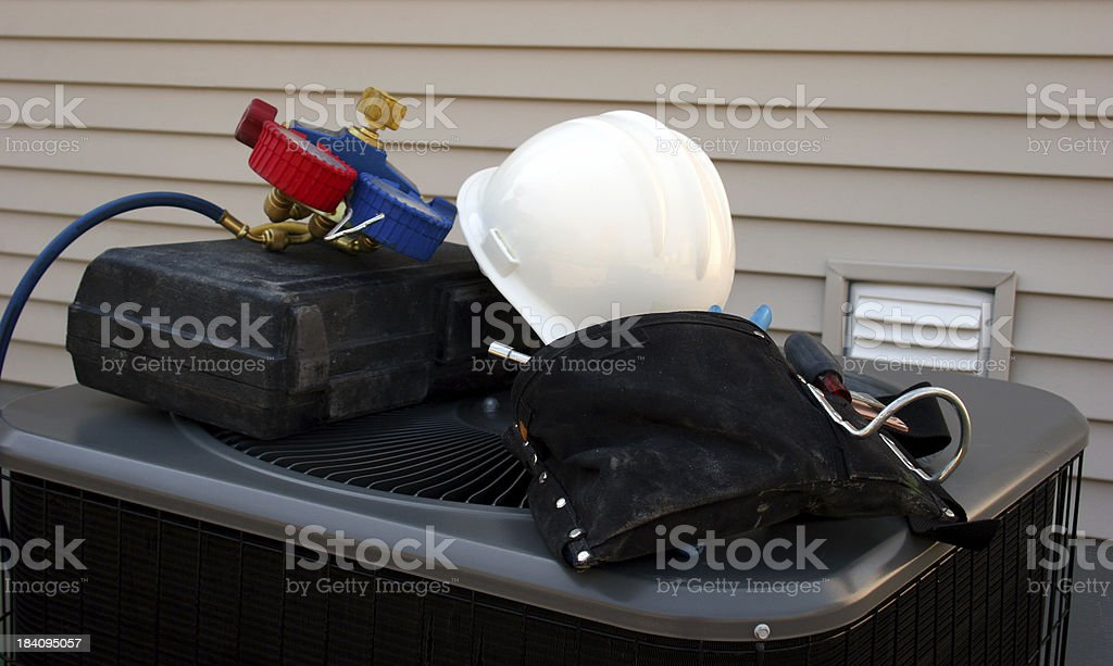 AC Tools of the Trade royalty-free stock photo