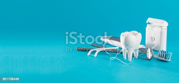 istock Tooth, health, dentistry concept. 931708448