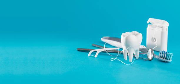 Tooth, health, dentistry concept. – zdjęcie
