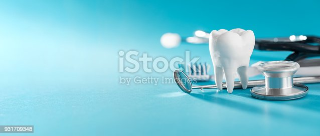 istock Tooth, health, dentistry concept. 931709348