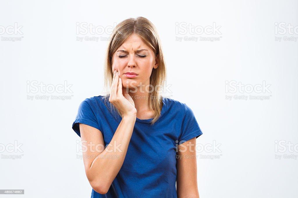Dor de Dente - foto de acervo