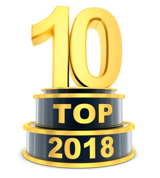 Top 10 des Jahres 2018 – Foto