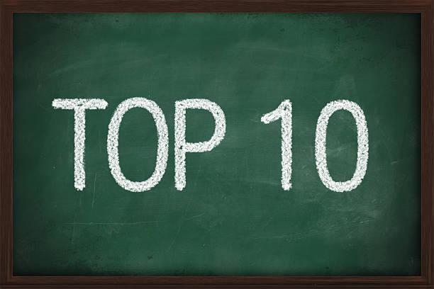 top 10 phrase - partie supérieure photos et images de collection