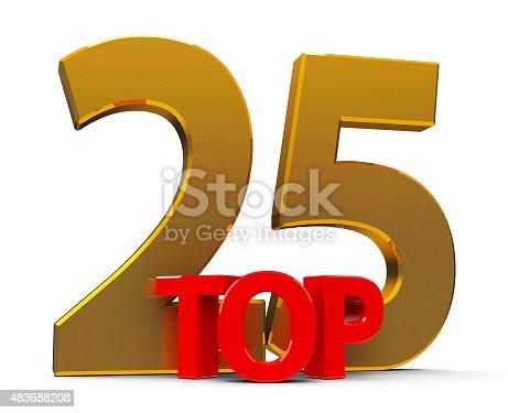 istock Top 25 483688208
