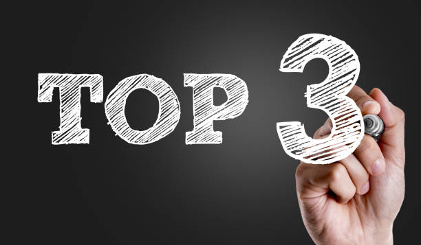 Top 3 Top 3 sign high section stock pictures, royalty-free photos & images