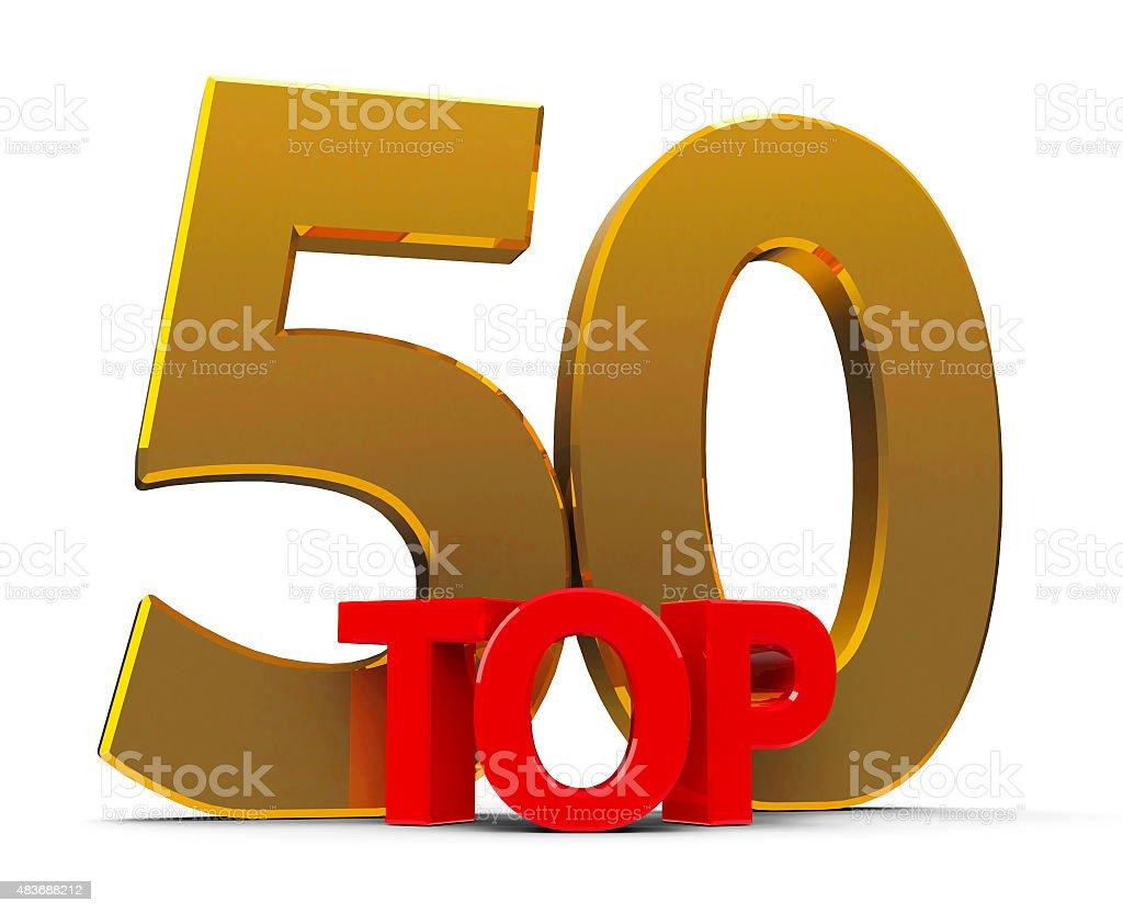 Top 50 stock photo