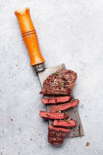 Top-Klinge oder Denver-Steak – Foto