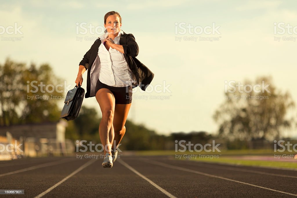 Top Business Speed stock photo