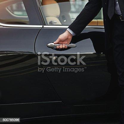 istock Top class transportation 500785096