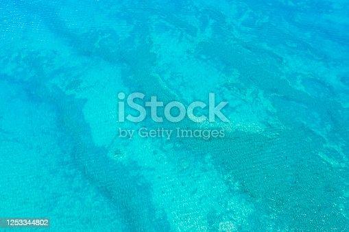 1143575463 istock photo Top down of Beautiful Blue Water in Lake Tahoe 1253344802