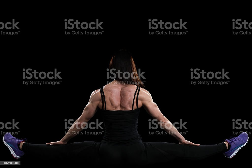 Top form royalty-free stock photo