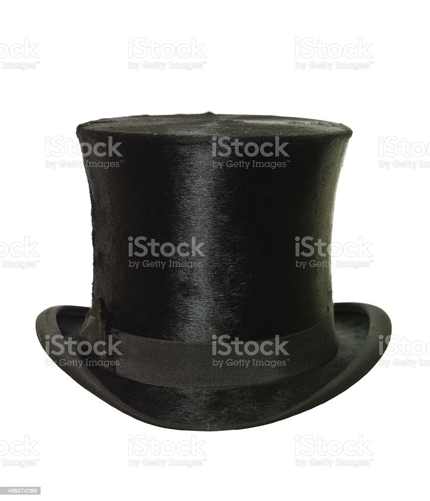 Top Hat stock photo