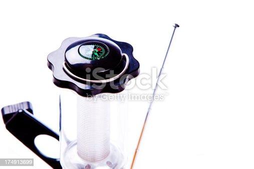 istock Top of Portable Emergency Lantern 174913699