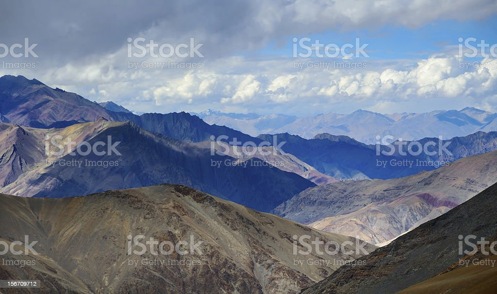 Top of the wold royalty-free stock photo
