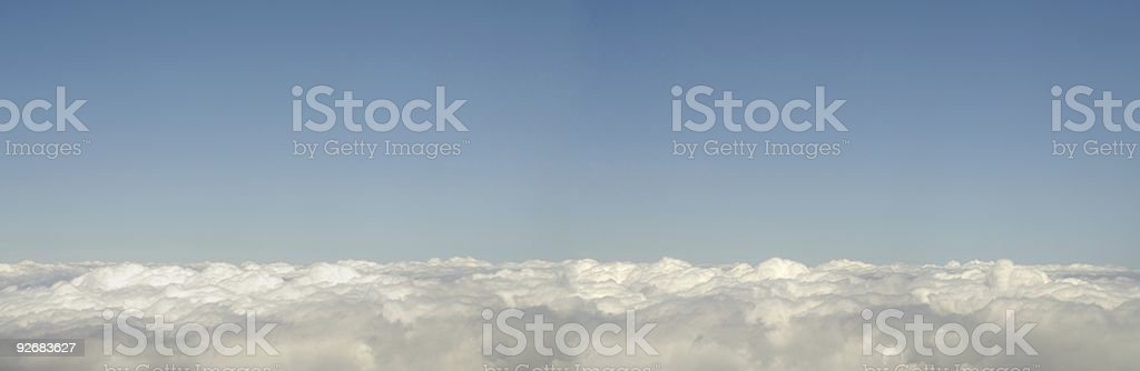 Top of the World (XL) royalty-free stock photo