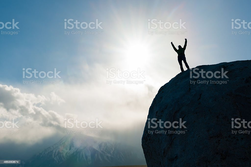 Top Out Celebration stock photo