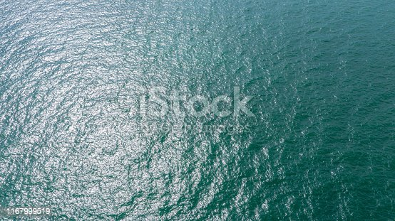 959508862 istock photo Top view blue sea for background 1167999519