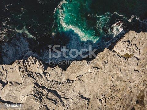 Location: Kamay Botany Bay National Park, Sydney, Australia Shot with Dji Mavic Air