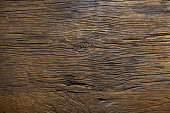 istock Top view grunge old wood table texture. 636153824