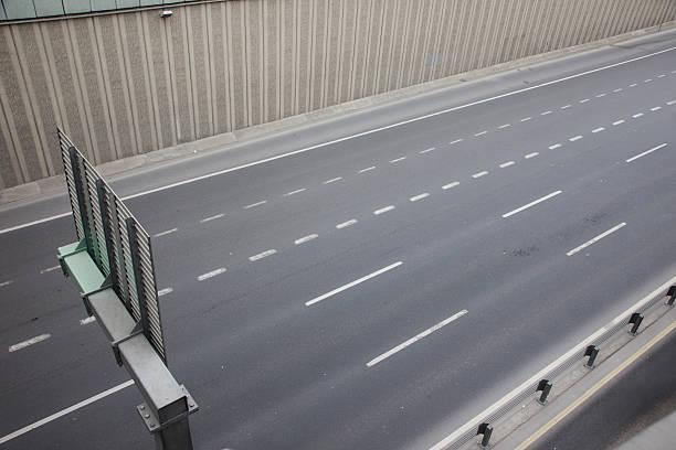 top view highway - sprüche über reisen stock-fotos und bilder