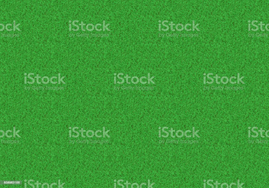Top view of Artificial Grass;Natural grass texture patterned background in golf course turf from top view: stock photo