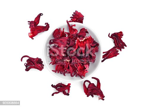istock top view of dried hibiscus sabdariffa or roselle fruits in the white  bowl isolated on white background 925308554