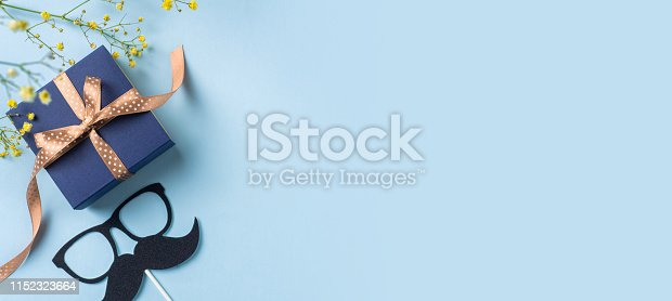 istock top view of fathers day concept with copy space 1152323664