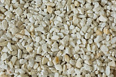 istock Top view of heap of natural zeolite stone as the background 1219905686