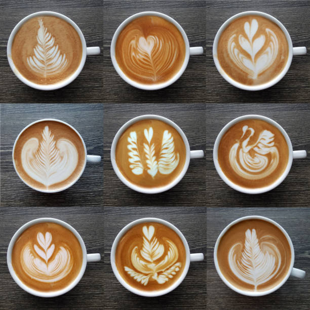 Royalty Free Latte Art Pictures, Images And Stock Photos