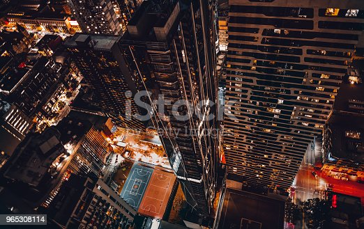 istock top view of melbourne cbd at night 965308114