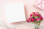 istock top view of red rose for mother & valentine day 1139808183