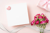 istock top view of red rose for mother & valentine day 1139808186
