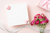istock top view of red rose for mother & valentine day 1139808190