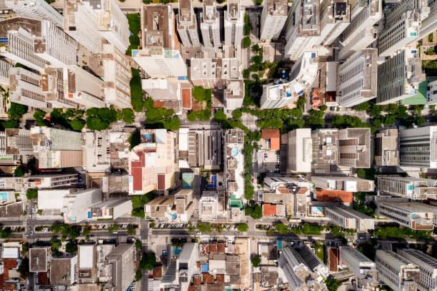 top arranha-vista dos céus na cidade - sao paulo - fotografias e filmes do acervo