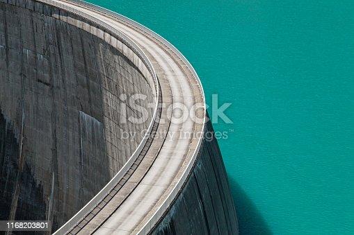 Stausee Mooserboden Dam, Austria