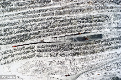 istock top view of the mineral mining section 904172340