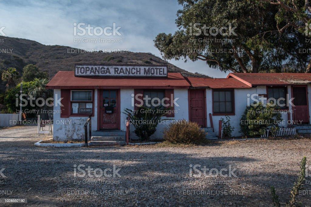 Topanga Ranch Motel – Foto