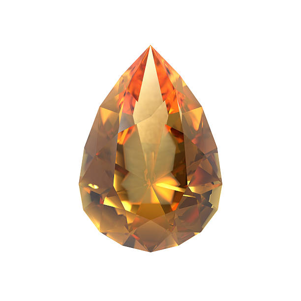Topaz, Jewel, Gem stock photo