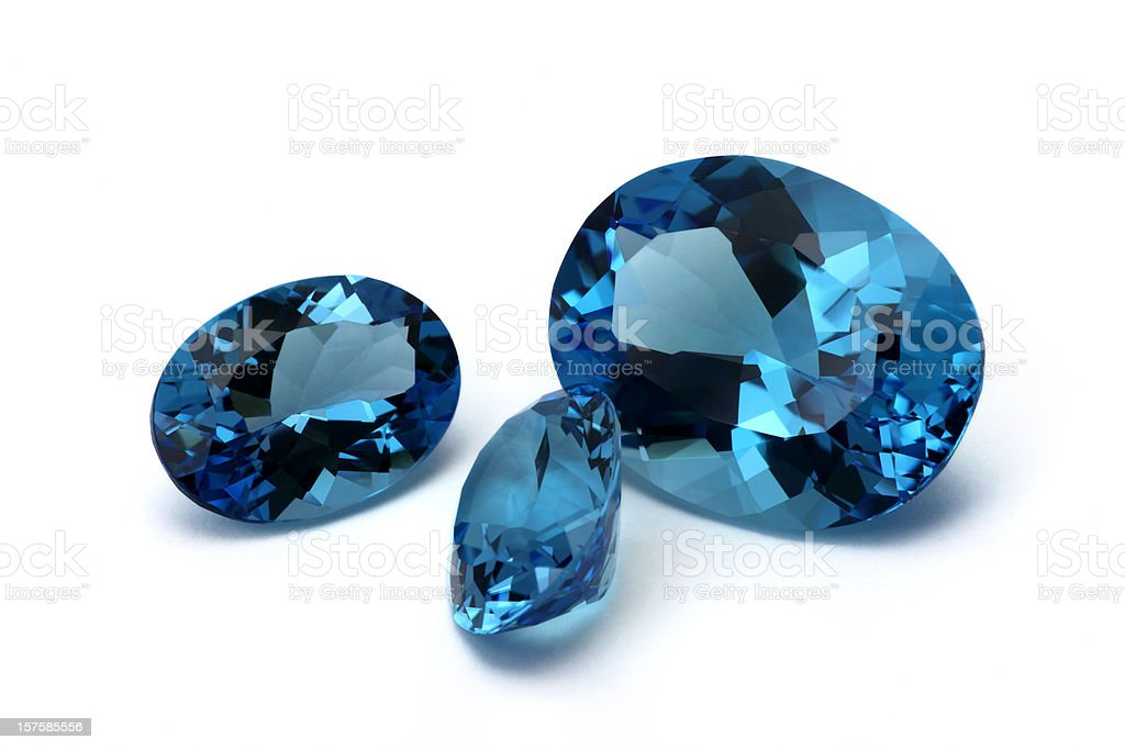 Topaz royalty-free stock photo