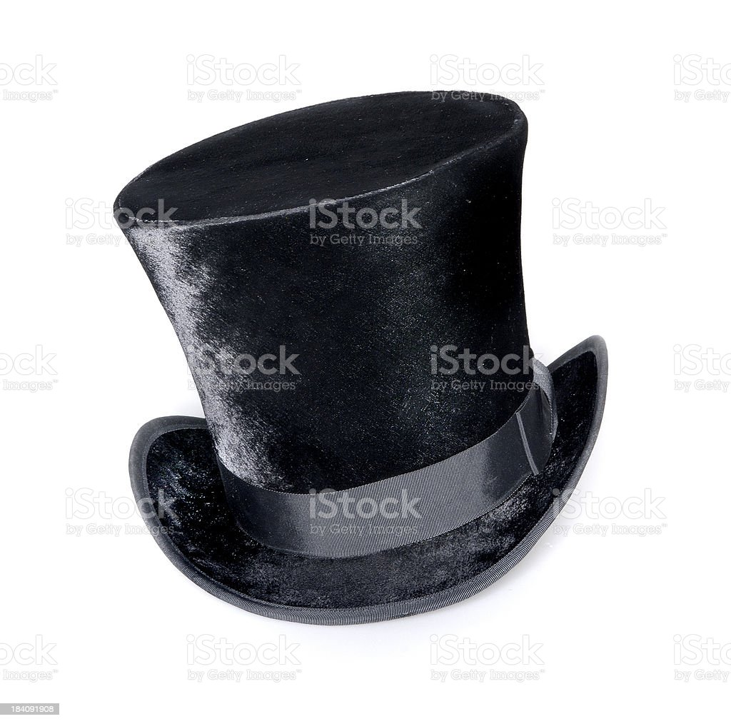 tophat 009 stock photo