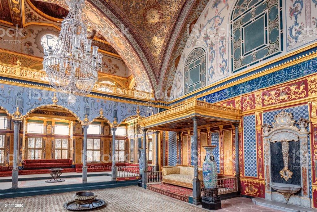 Palacio Topkapi - foto de stock