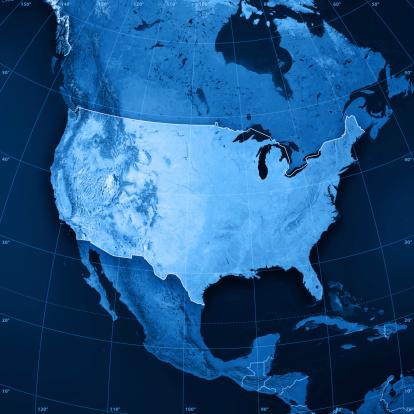 186815169 istock photo USA Topographic Map 186815169